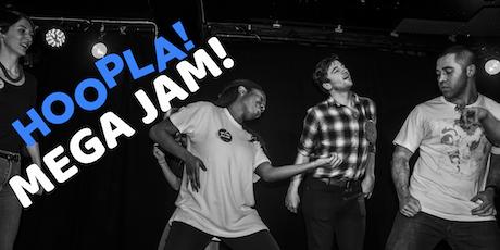 Hoopla's Mega Improv Jam!  tickets