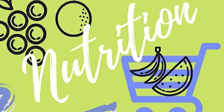 Facebook Live-Better Faster Fitter Workshop - Nutrition tickets