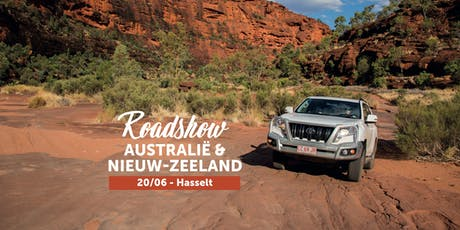 Roadshow Australië & Nieuw-Zeeland in Hasselt tickets