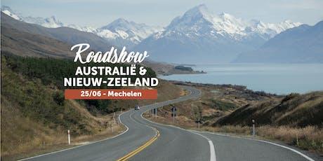 Roadshow Australië & Nieuw-Zeeland in Mechelen tickets