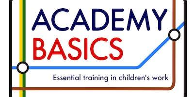 Academy Basics - East Acton