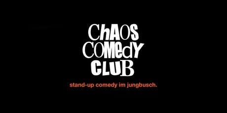 CHAOS COMEDY CLUB Mannheim – Vol. 7 Tickets