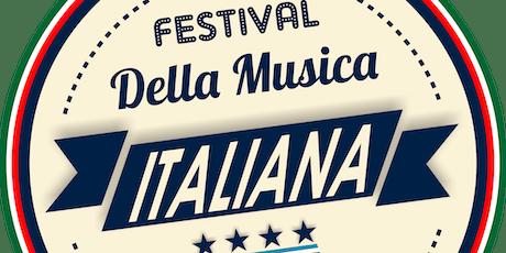 Audición, V Festival de la Música Italiana de La Plata, Edición 2019, Sede Mar del Plata entradas