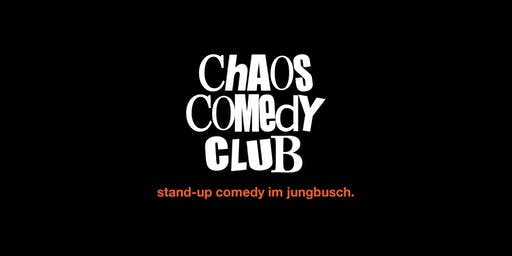 CHAOS COMEDY CLUB Mannheim – Vol. 9