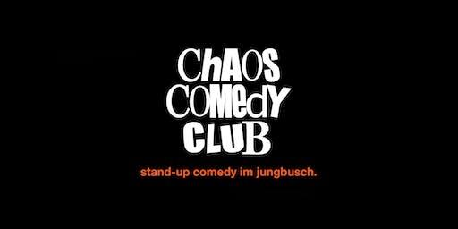 CHAOS COMEDY CLUB Mannheim – Vol. 9