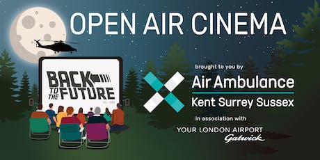 Open Air Cinema - Air Ambulance Kent Surrey Sussex tickets