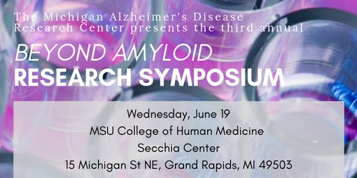 MADRC 3rd Annual Research Symposium
