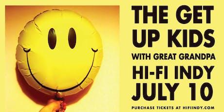 The Get Up Kids @ HI-FI tickets