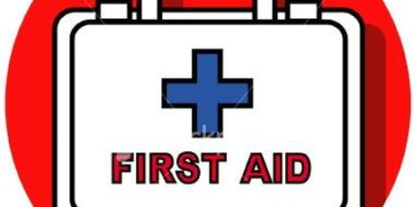 Community Learning - Emergency First Aid at Work (RQF) Level 3 - Millgate Community Centre tickets