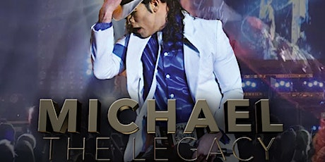 Michael – The Legacy tickets