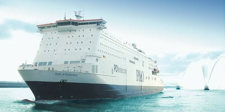 P&O Ferries Wereldhavendagen Dagcruise | 7 en 8 september 2019 tickets