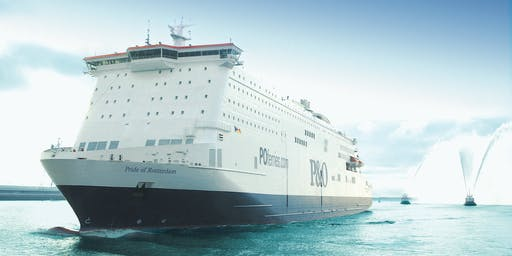 P&O Ferries Wereldhavendagen Dagcruise | 7 en 8 september 2019