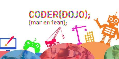 CoderDojo Wommels tickets