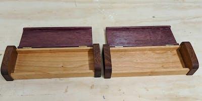 Woodworking Project: Intermediate Box Making: Jewelry Box