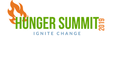 HUNGER SUMMIT 2019- IGNITE CHANGE (Mountaineer Food Bank) tickets