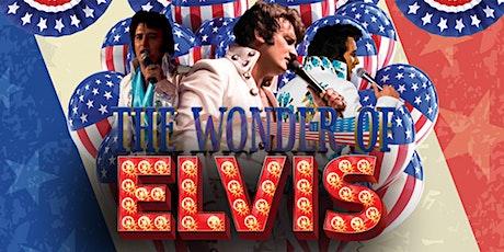 The Wonder Of Elvis Starring Gordon Davis tickets