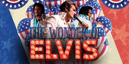 The Wonder Of Elvis Starring Gordon Davis