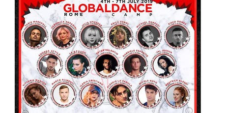 GLOBAL DANCE CAMP biglietti