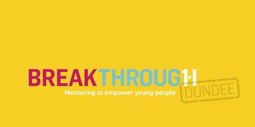 Becoming a Breakthrough Mentor (TUE 29 OCT, 1.30-4.30pm)
