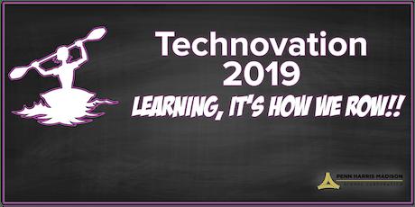 Technovation 2019 tickets