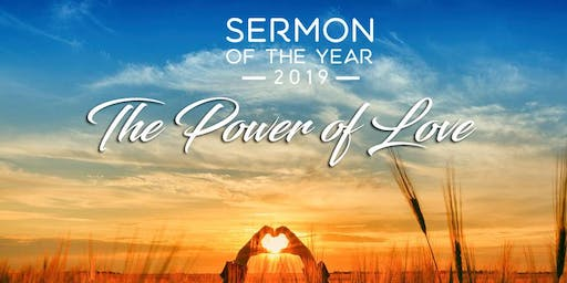 Sermon of the Year 2019 Finals