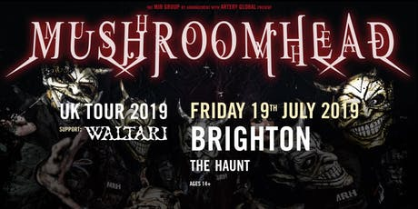 Mushroomhead (The Haunt, Brighton) tickets