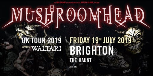 Mushroomhead (The Haunt, Brighton)