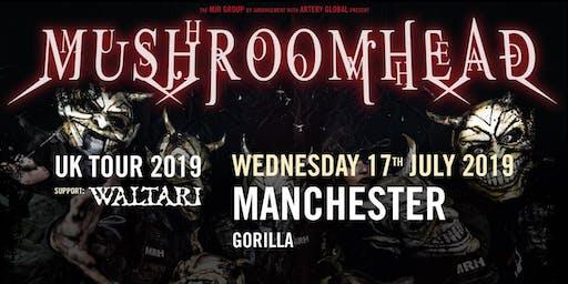 Mushroomhead (Gorilla, Manchester)