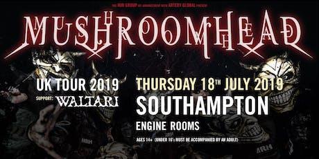 Mushroomhead (Engine Rooms, Southampton) tickets