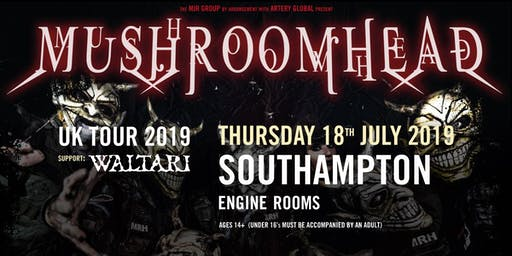 Mushroomhead (Engine Rooms, Southampton)