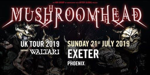 Mushroomhead (Pheonix, Exeter)