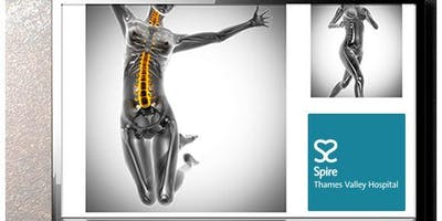 Spinal Care updates for Allied Health Professionals presented to you by Spire Healthcare
