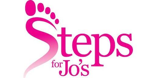 Register your interest: Virtual Steps for Jo's 2019