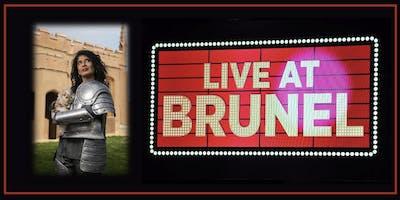 Live at Brunel : Shappi Khorsandi and Special Guests