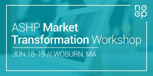 Air Source Heat Pump Market Transformation Workshop
