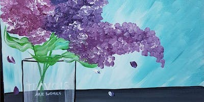 An Evening With Paintergirl~Pints & Paints~ Travois Ale Works