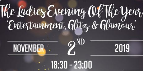 The Ladies Evening Of The Year tickets