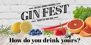 Nelson's Journey Gin Fest