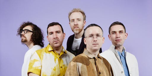 Hot Chip - 'Bath Full of Ecstasy' Tour