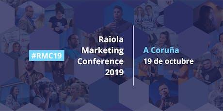 RMC Galicia 2019 entradas