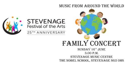 Family Concert - Music from around the World