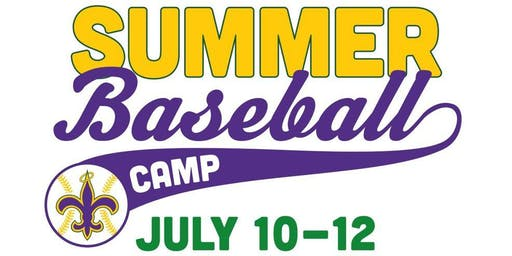 Summer Baseball Camp