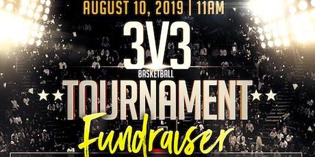 3v3 Basketball Tournament Fundraiser  tickets