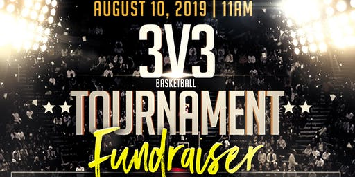 3v3 Basketball Tournament Fundraiser