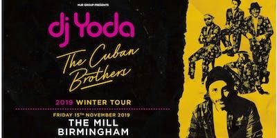 DJ Yoda (The Mill, Birmingham)