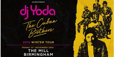 DJ Yoda (The Mill, Birmingham) tickets