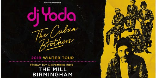 DJ Yoda (The Mill, Birmingham)