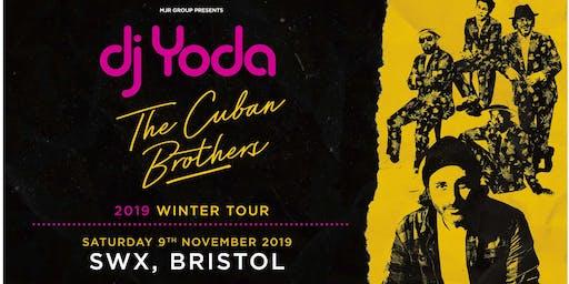 DJ Yoda (SWX, Bristol)