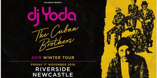 DJ Yoda (Riverside, Newcastle)