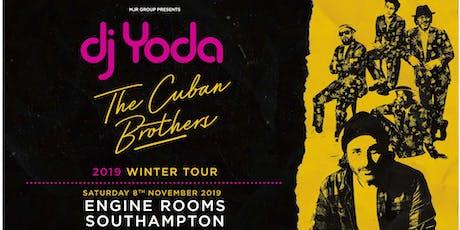 DJ Yoda (Engine Rooms, Southampton) tickets